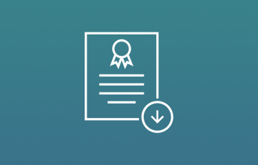 Trobar Publishing Certificate