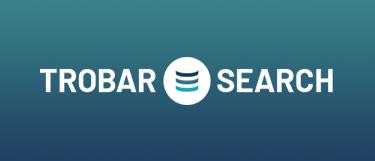 Trobar Search Content Box Header